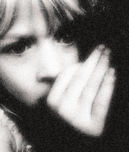 Scared Child Photo © D. Sharon Pruitt